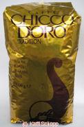 Kaffee für den Vollautomaten Chicco d'Oro