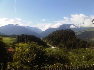 Domleschg Graubünden Schweiz