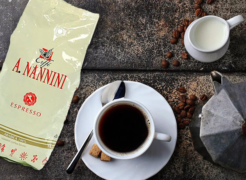 Nannini Kaffee Espresso