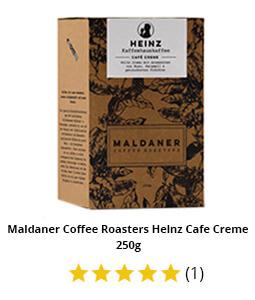 Cafe Creme - ganze Bohnen