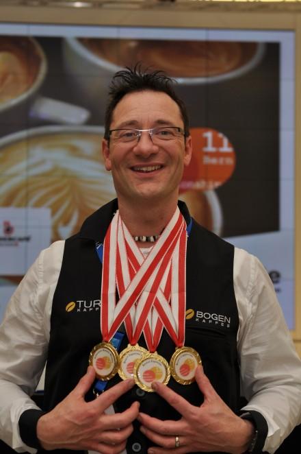 Schweizer Baristameister 2011