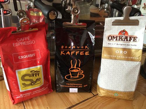 Schreyögg, Henauer Kaffee, Omkafe
