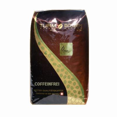 koffeinfreier Kaffee von Turm Kaffee