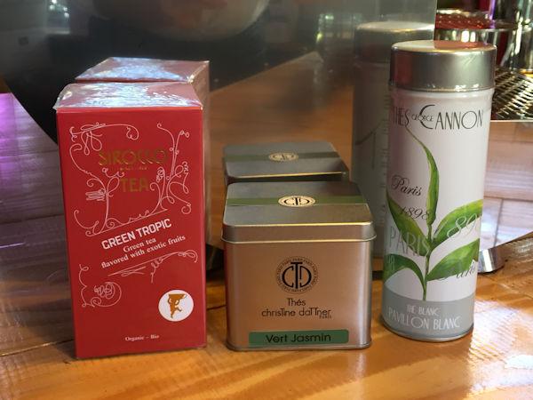 Tees aus dem Kaffi Schopp
