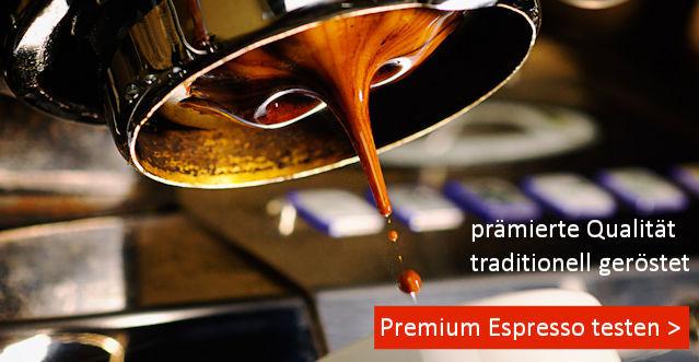 Espresso für Siebträgermaschine kaufen