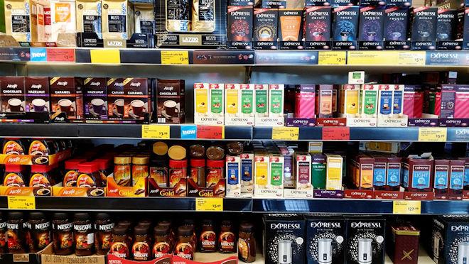 Aldi Nescafe Coffee Price