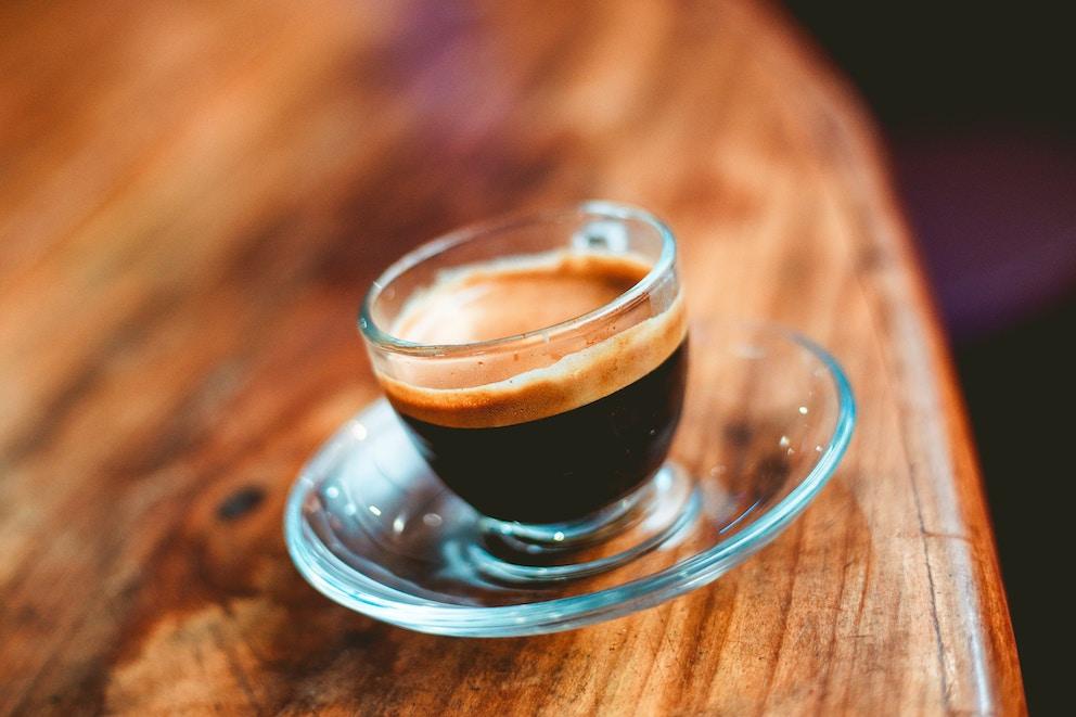 Ristretto Kaffee