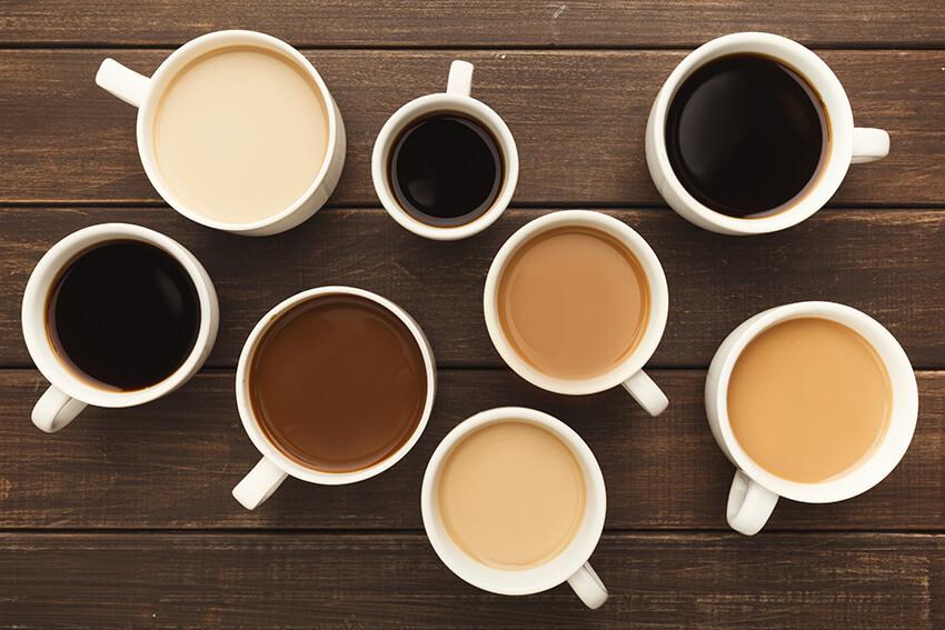 Italienische Kaffeesorten