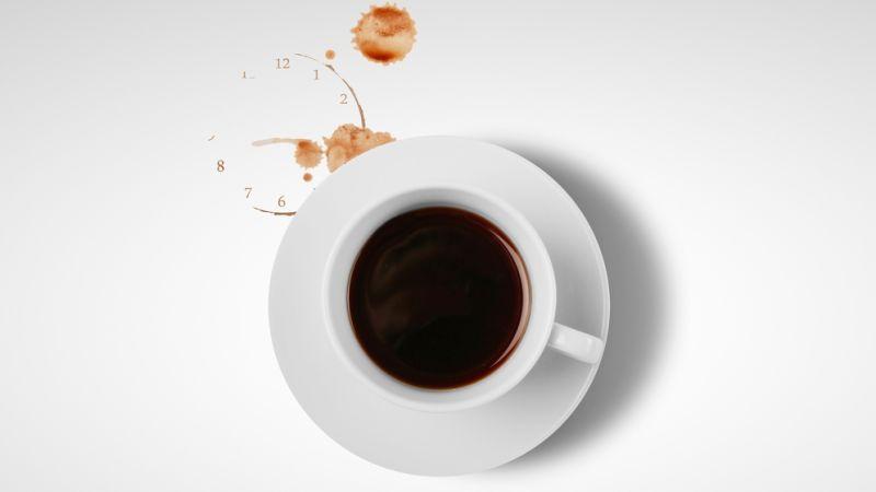 Kaffee und Produktivität