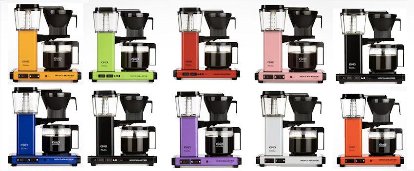 Perfekter Kaffee mit Filterkaffeemaschine