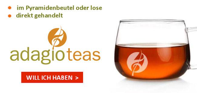 Adagio Teas online kaufen