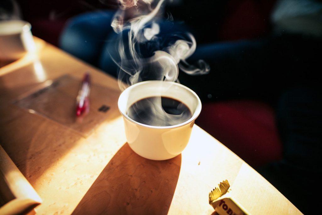 Caffè Americano zubereiten