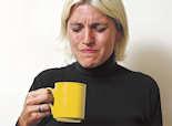Bitterkeit im Kaffee