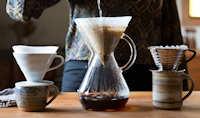 Kaffee brühen mit der Filtertüte