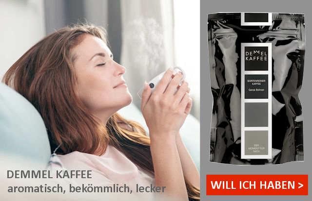 Demmel Kaffee online kaufen