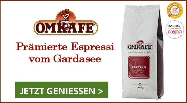 Omkafè Platino Espresso online kaufen
