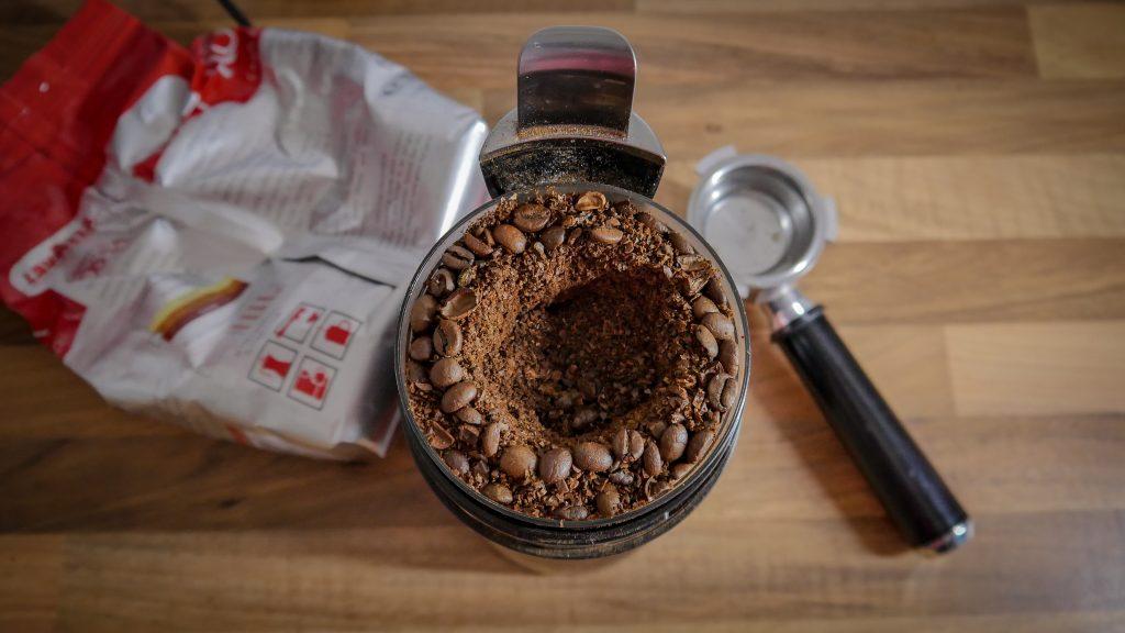 Gemahlener Kaffee