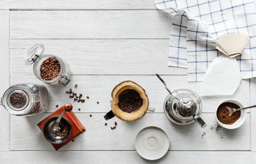 Kaffeebohnen aufbewahren
