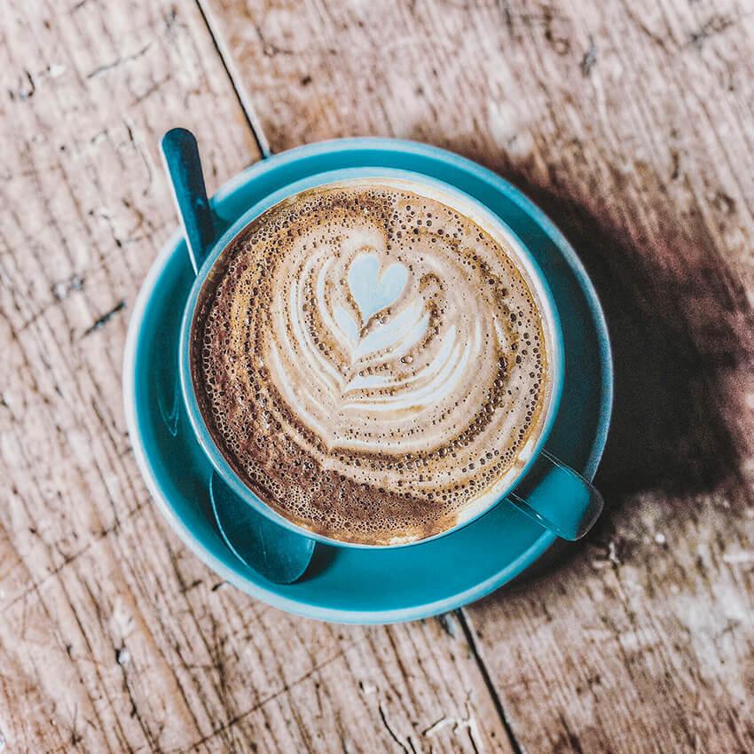 Kaffi Tasse