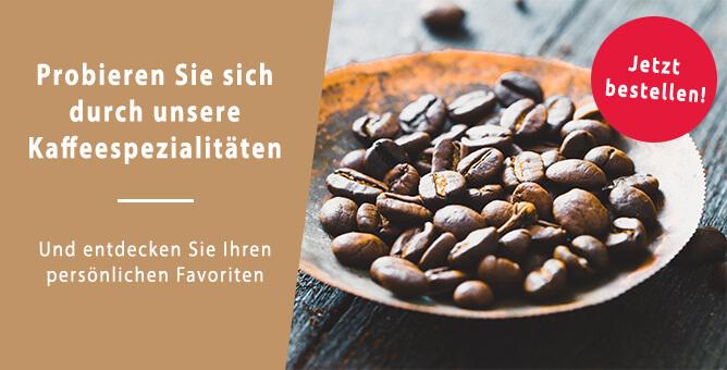 Espressobohnen für den Lungo im Kaffi Schopp kaufen