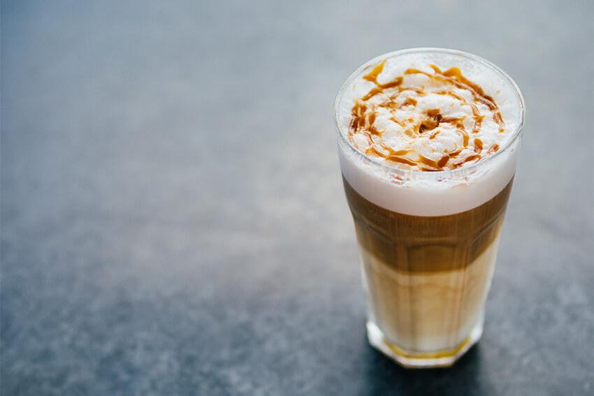Latte Macchiato Zubereitung