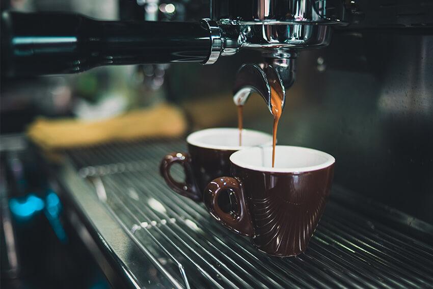 Unterschiede Espresso, Ristretto und Lungo