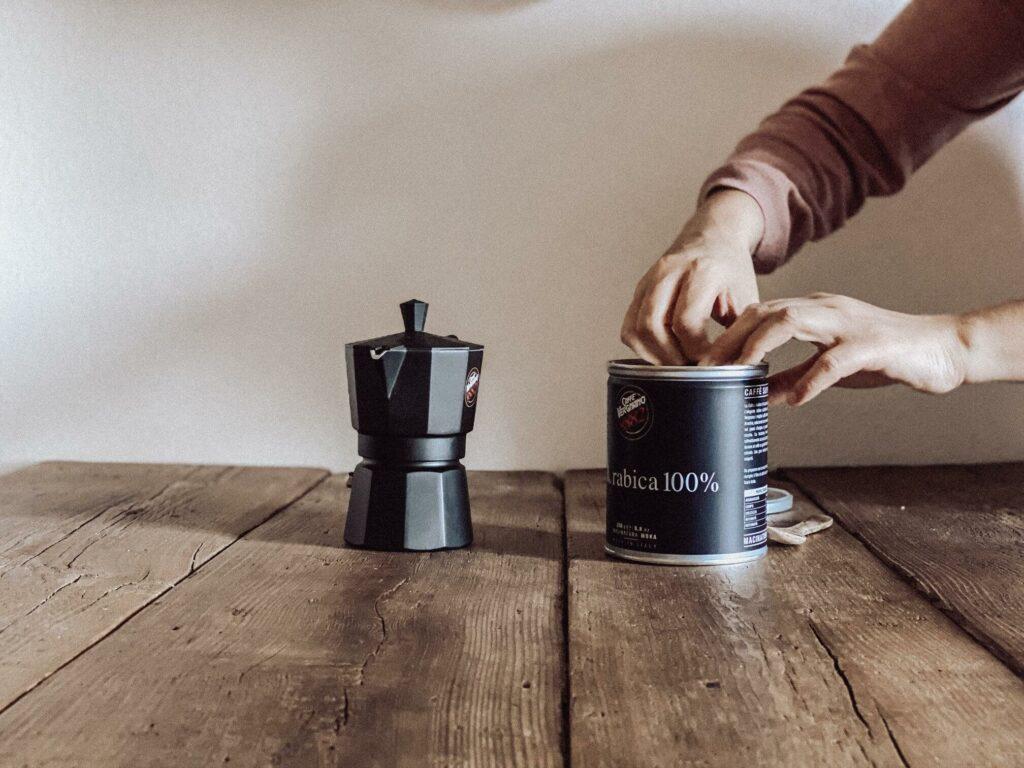 Caffè Vergnanos - 100% Arabica