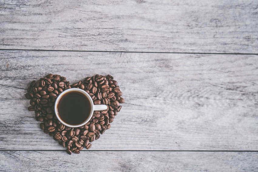 Säurearmer Kaffee