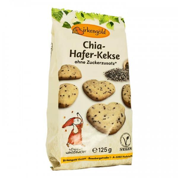 Chia-Hafer-Kekse