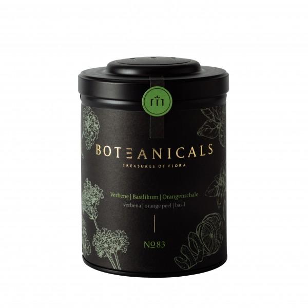 Boteanicals Tee No. 83 Verbene | Basilikum | Orangenschale