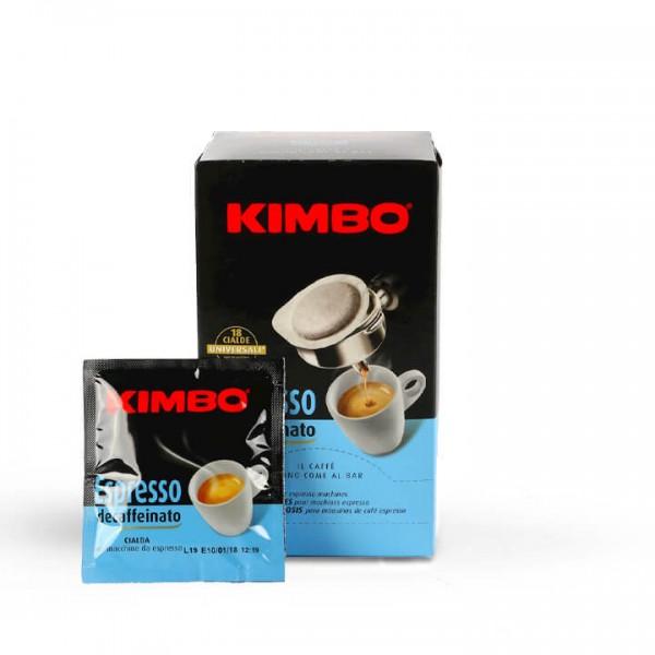 Kimbo Decaffeinato ESE-Pads 18 Stück