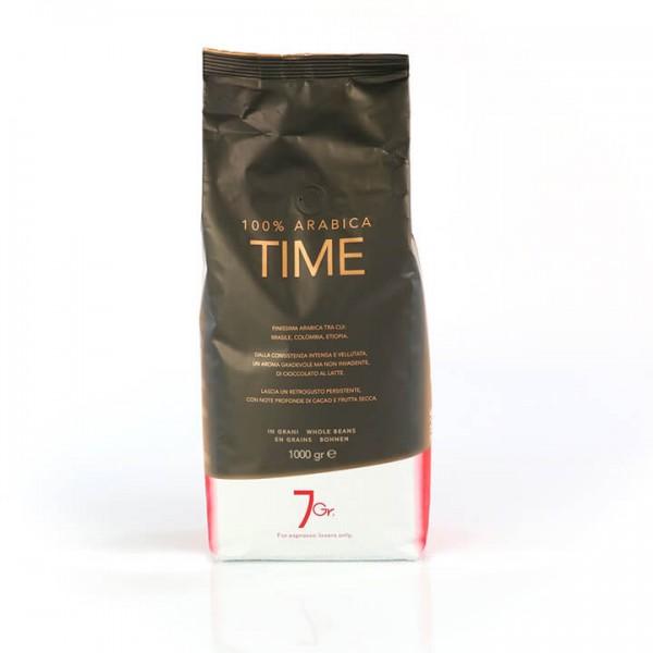 7 GR. TIME COFFEE 100% ARABICA