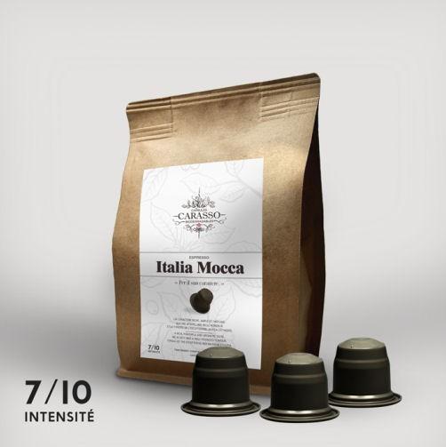Italia Mocca Kaffeekapseln