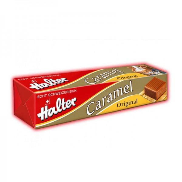 Halter Caramel