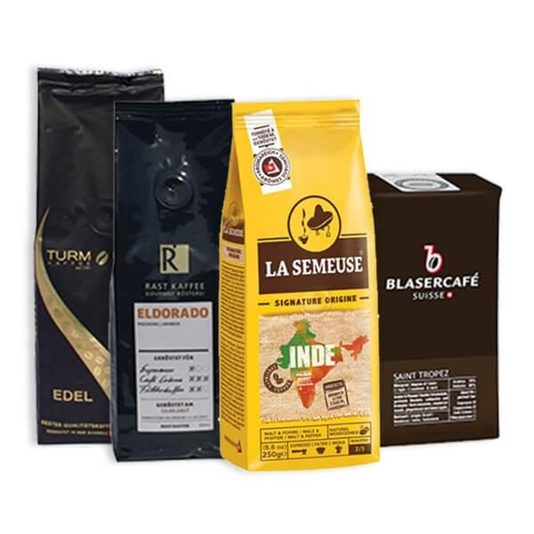 Probierset säurearmer Kaffee