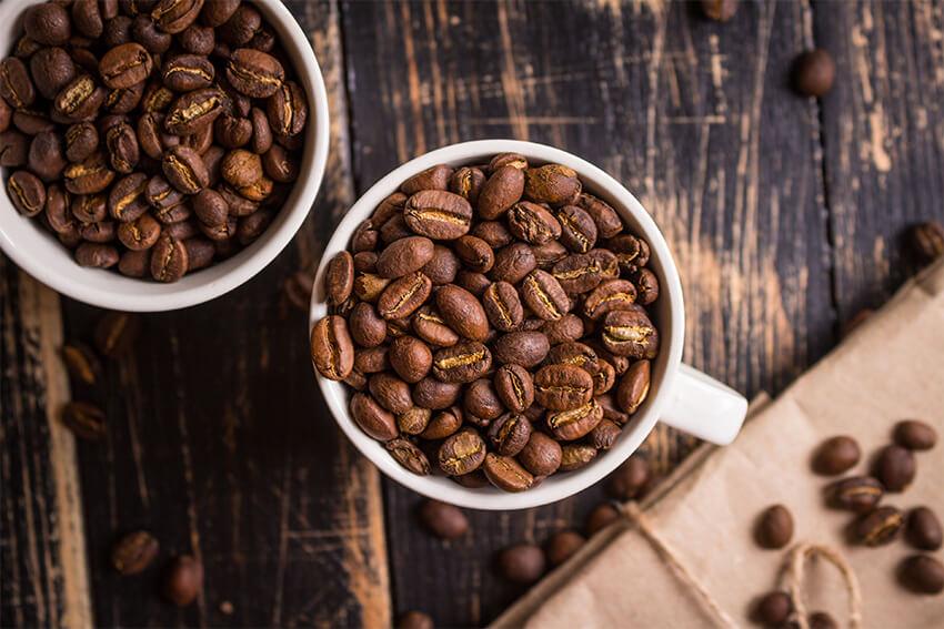 Kaffeebohnen-Probierpakete