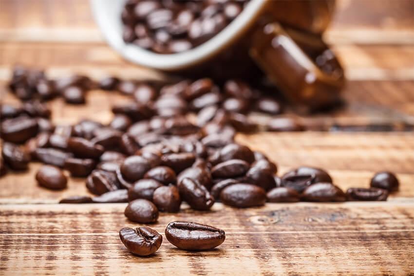 Koffeinfreie-Kaffeebohnen