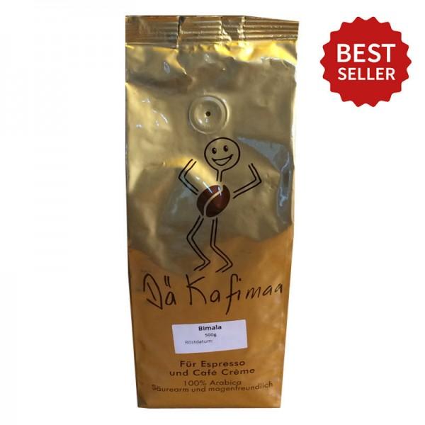 Dä Kafimaa India Bimala Kaffeebohnen