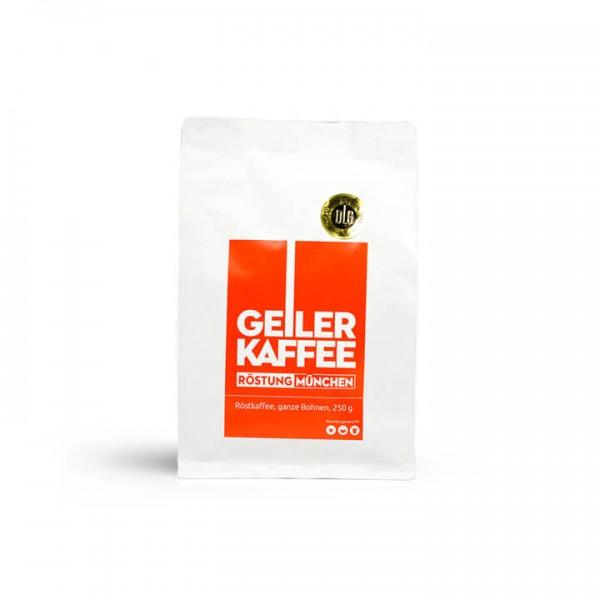 Geiler Kaffee - Röstung München 250g Bohne