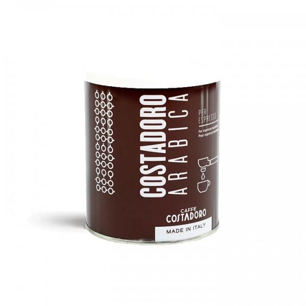 Costadoro - Arabica Espresso 250g Dose gemahlen