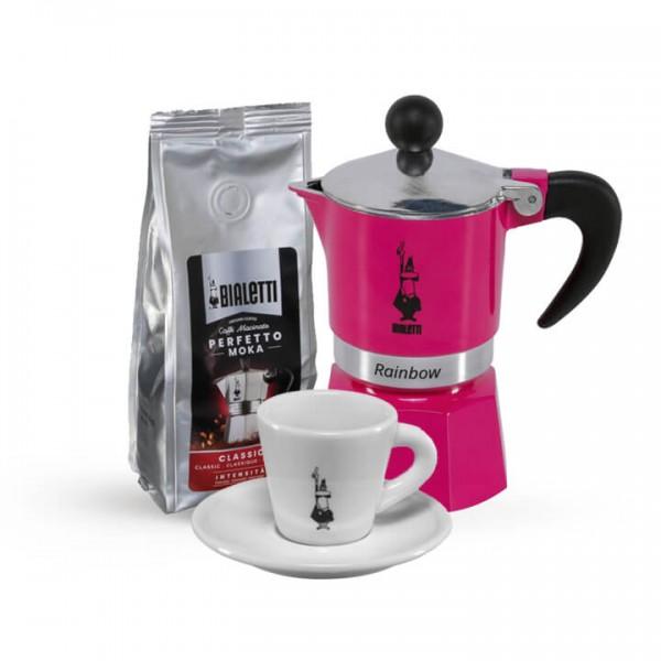 Kaffee Experience für Zuhause I fuchsia