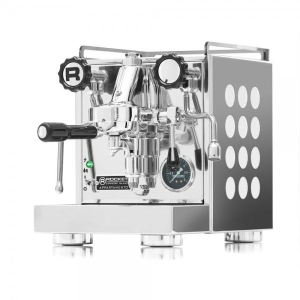 Rocket Appartamento Weiss Espressomaschine