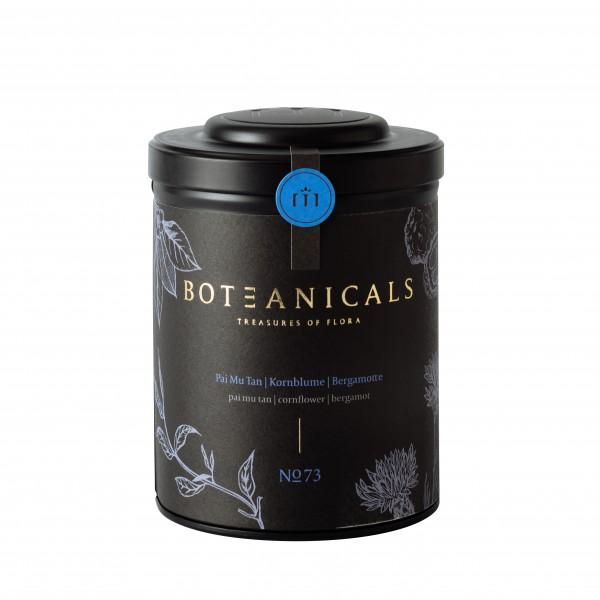 Boteanicals Tee No. 73 Pai Mu Tan | Kornblume | Bergamotte