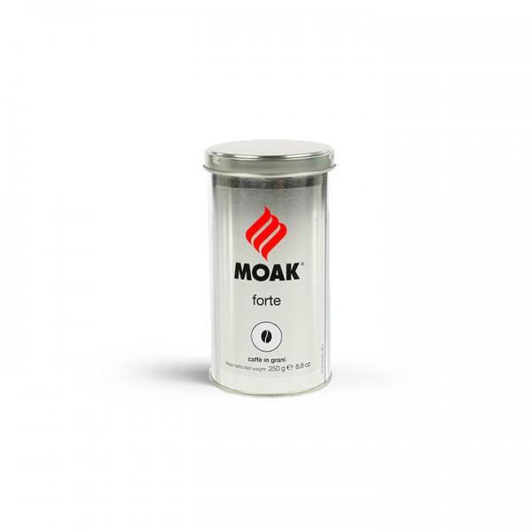 Caffé Moak - Forte 250g Dose Bohne