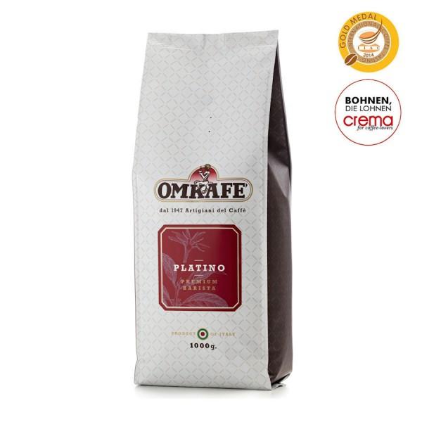 Omkafè Platino Premium Espresso 1000g