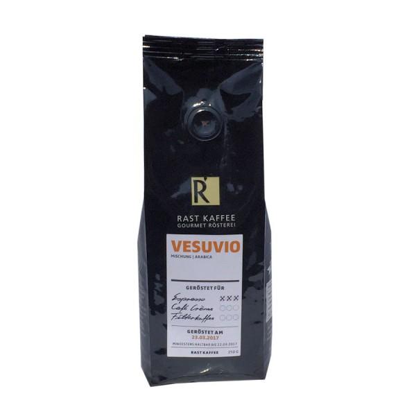 Rast Kaffee Espresso Vesuvio 250g