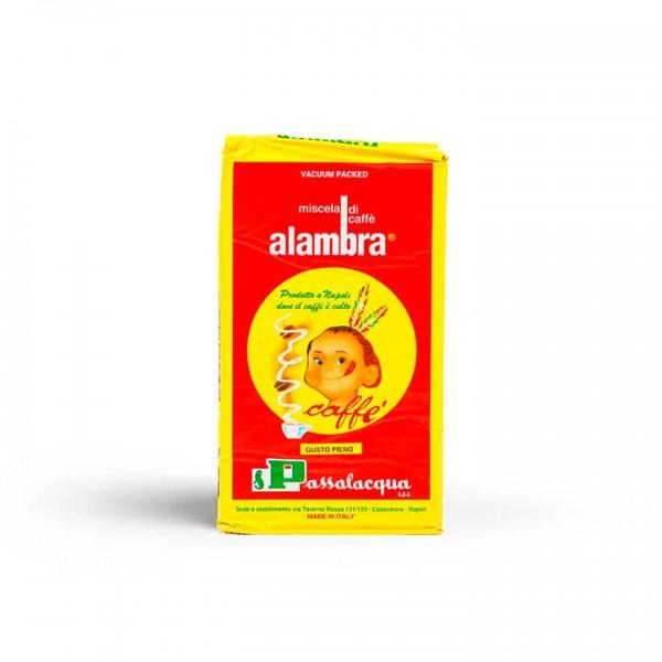 Passalacqua Alambra 250g gemahlen