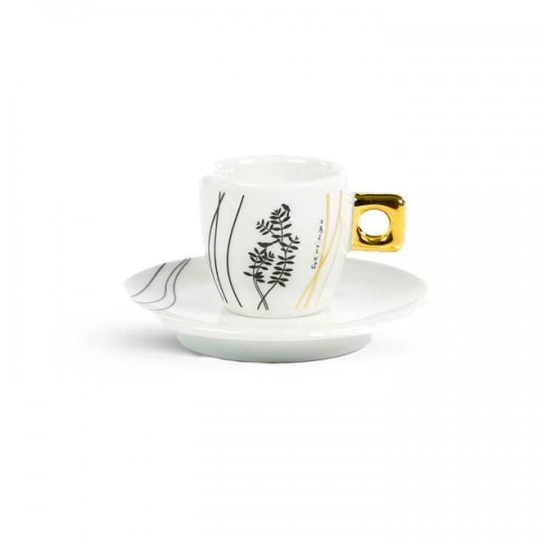 Caffé Moak - Espressotasse Gold