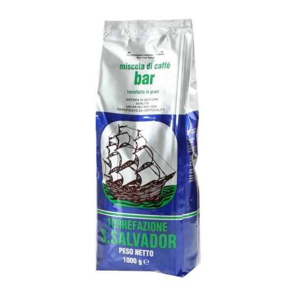 San Salvador Espresso Blu