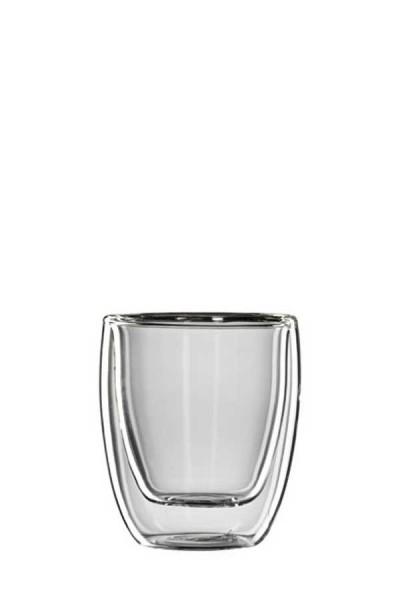 bloomix C-111-080 Roma Espresso - doppelwandiges Espressoglas